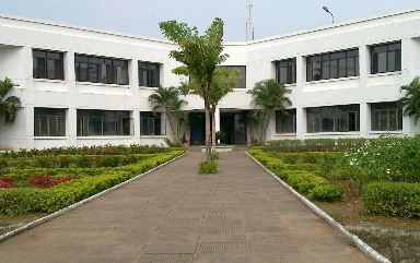 SSN College of Engineering Main Building