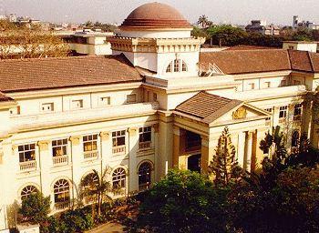 VJTI Mumbai Main Building