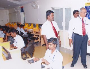 Coimbatore Institute of Technology Computer Lab