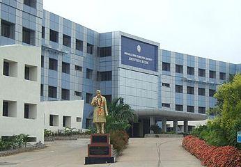 JNTU Hyderabad Main Building