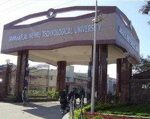 JNTU Hyderabad Entrance Gate