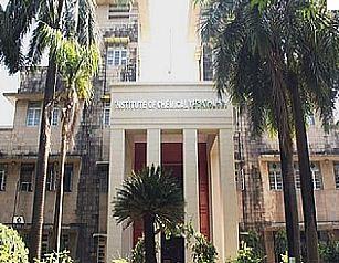 ICT Mumbai University Mumbai Main Building