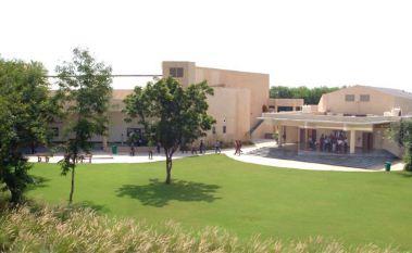 Dhirubhai Ambani Institute of Information and Communication Technology Campus