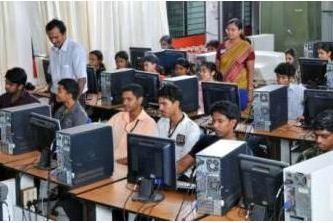 College of Engineering Trivandrum Computer Lab