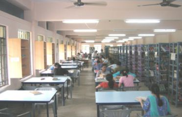 Sardar Patel College of Engineering Central Library