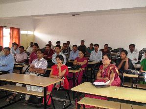 PES Institute Of Technology and Management lecture Hall