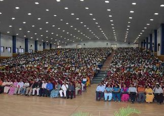SRM University Auditorium