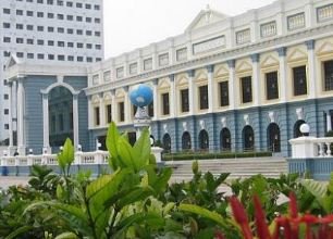 SRM University Main Building