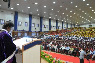 SRM University Convocation Day