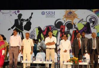 SRM University Cultural Event