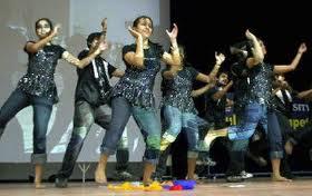 SRM University College Fest