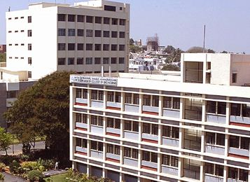 BMS College of Engineering Bangalore Main Building