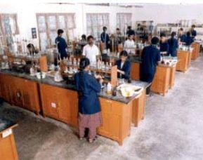 Mepco Schlenk Engineering College Chemistry Lab
