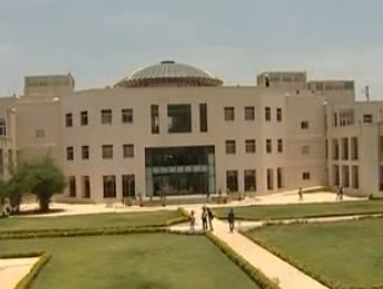 ICFAI Institute of Science and Technology Hyderabad Main Building