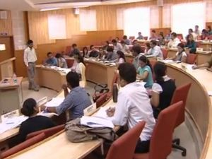 ICFAI Institute of Science and Technology Hyderabad Lecture Hall