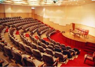 M S Ramaiah Institute of Technology Auditorium