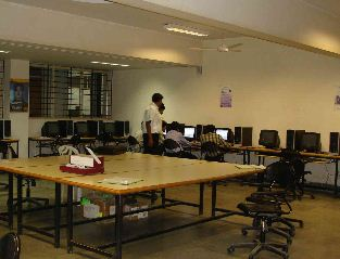 M S Ramaiah Institute of Technology Computer Lab