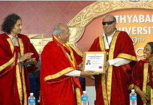 Satyabhama University Chennai Convocation Day