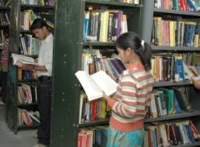 Shri Govindram Seksaria Institute of Technology and Science Indore Library