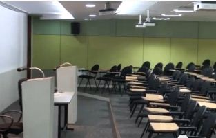 International Institute of Information Technology, Bangalore (IIIT-B) Seminar Hall