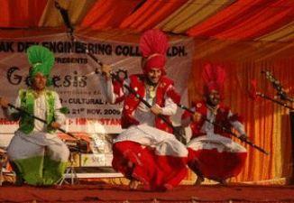 Guru Nanak Dev Engineering College Event