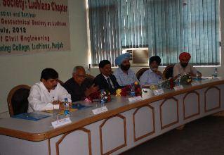 Guru Nanak Dev Engineering College Ludhiana Seminar