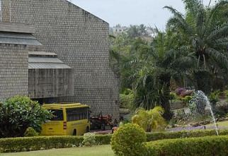 SDM College of Engineering and Technology Campus