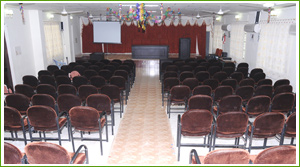 R.V.R and J.C College Of Engineering Seminar Hall