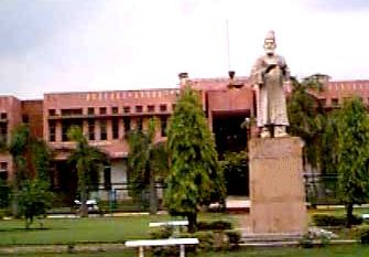 Jamia Millia Islamia University Delhi Main Building