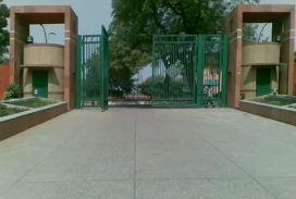 Jamia Millia Islamia University Delhi Entrance Gate