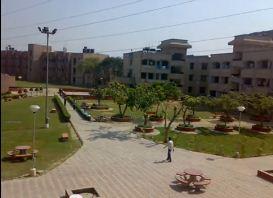 Jamia Millia Islamia University Delhi Campus