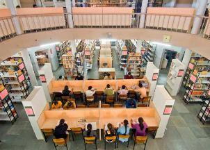 Dharmsinh Desai University Library