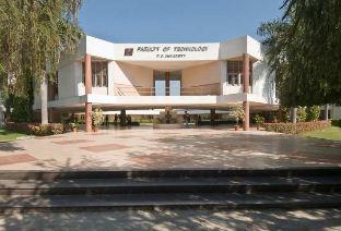 Dharmsinh Desai University Main Building