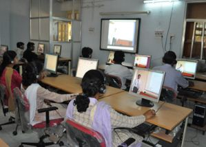 Jabalpur Engineering College Computer Lab