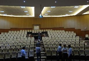 Jabalpur Engineering College Auditorium