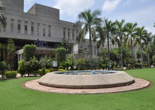 GH Patel College Of Engineering and Technology Campus
