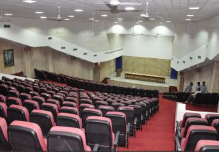 GH Patel College Of Engineering and Technology Auditorium