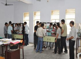 GH Patel College Of Engineering and Technology Lab