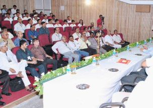 GH Patel College Of Engineering and Technology Counceling Meeting