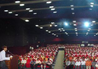 Babu Banarasi Das National Institute of Technology and Management Auditorium