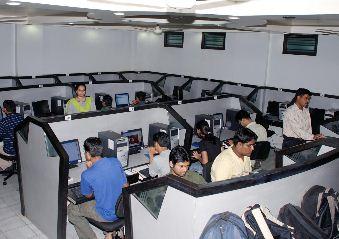 Vishwakarma Institute of Technology Pune Computer Lab