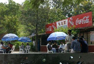 Vishwakarma Institute of Technology Pune Cafeteria