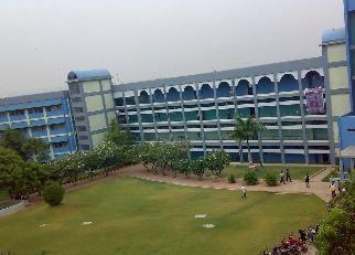 Vishwakarma Institute of Technology Pune Main Building