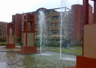 Galgotias College of Engineering and Technology (GCET) Campus Fountain