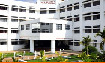 New Horizon Engineering College (NHCE) Main Building
