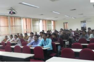 New Horizon Engineering College (NHCE) Seminar Hall