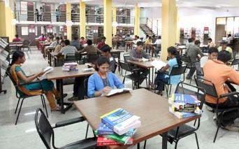 New Horizon Engineering College (NHCE) Library