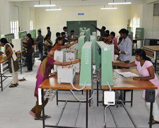 M S Engineering College Bangalore Physics Lab