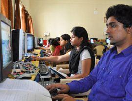 M S Engineering College Bangalore Computer Lab