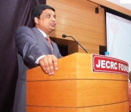 Jaipur Engineering College and Research Centre (JECRC) Seminar